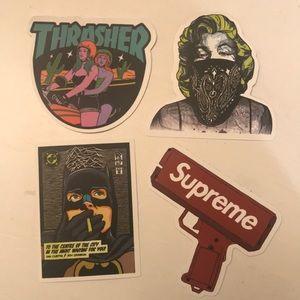20 Stickers
